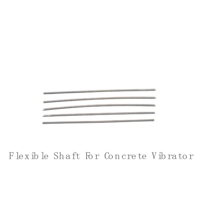 Flexible Shaft For Grass Concrete Vibrator
